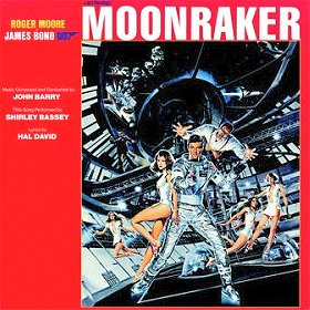 moonraker soundtrack
