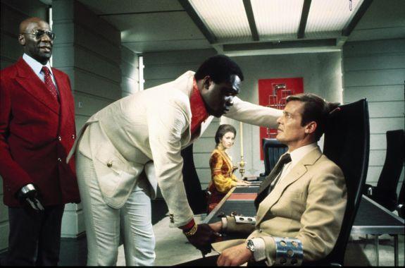 Bond's Interrogation Scene