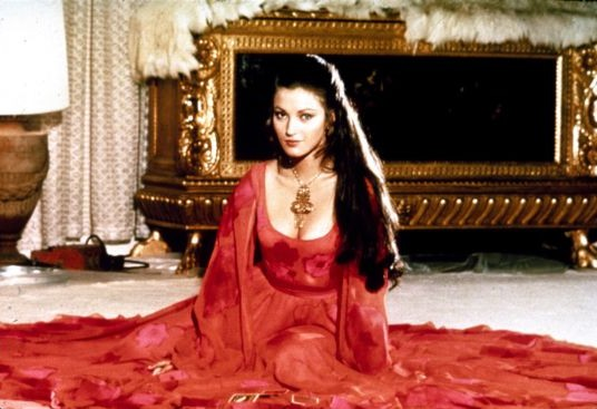 Solitaire played by Jane Seymour