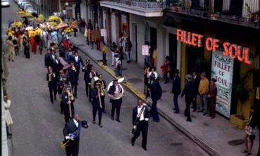 New Orleans Jazz Funeral Parade