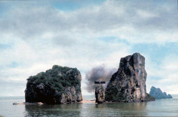 Ko Tapu Island
